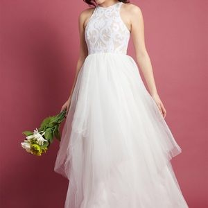 Women\'s Modcloth Prom Dress on Poshmark